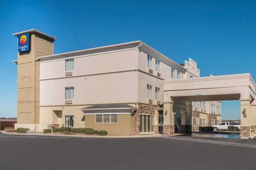 Comfort Inn I-10 EAST Near AT&T Center - San Antonio - Toà nhà
