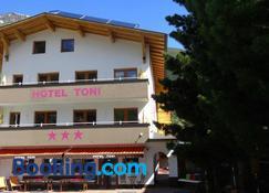 Hotel Toni - Galtur - Building