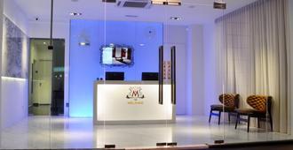 Melange Boutique Hotel - Kuala Lumpur - Lễ tân