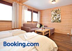 Sandmoen Bed & Breakfast - Trondheim - Bedroom