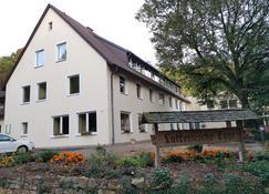 Berghotel - Bad Oeynhausen - Toà nhà
