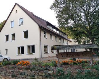 Berghotel - Bad Oeynhausen - Building