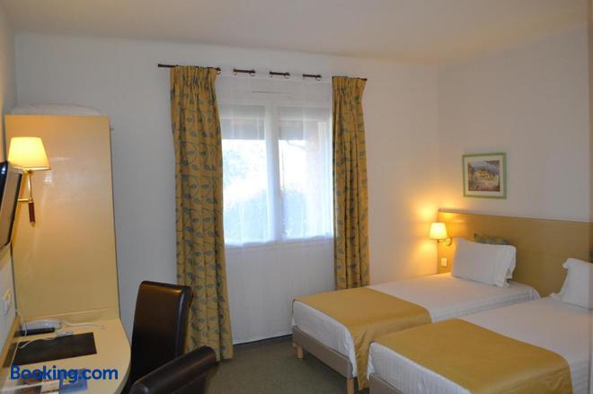 Hôtel Saint Geniès - Uzès - Bedroom