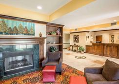 Comfort Inn and Suites at I-85 - Spartanburg - Lobby