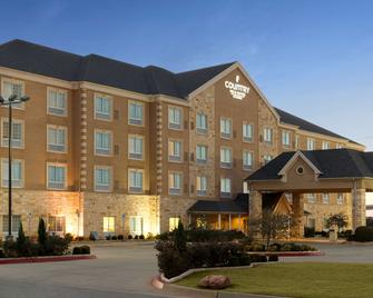 Country Inn & Suites Oklahoma City- Quail Springs - Oklahoma City - Edificio