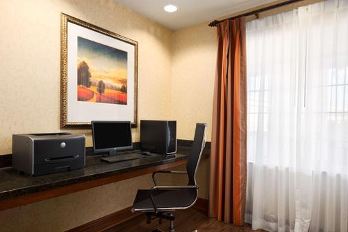 Country Inn & Suites Oklahoma City- Quail Springs - Οκλαχόμα Σίτι - Aίθουσα συνεδριάσεων