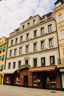 Hotel Renesance Krasna Kralovna - Carlsbad - Toà nhà