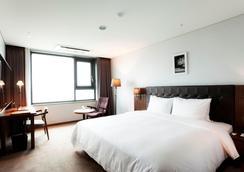 Grabel Hotel Jeju - Jeju City - Bedroom