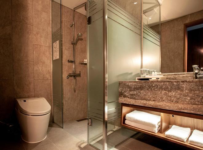 그라벨 호텔 - 제주 - 욕실