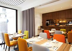 Best Western Plus 61 Paris Nation Hotel - Paris - Restaurante
