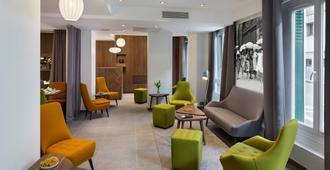 Best Western Plus 61 Paris Nation Hotel - París - Lobby