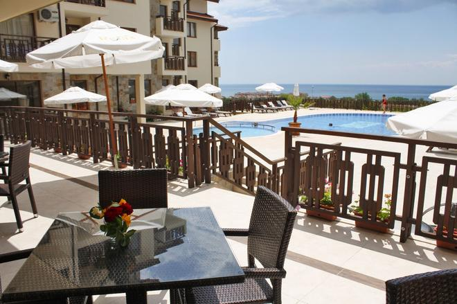 Relax Holiday Complex & Spa - Nesebar - Πισίνα