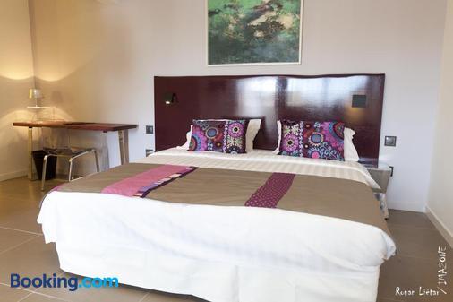 Hotel Ker Alberte - Cayenne - Bedroom