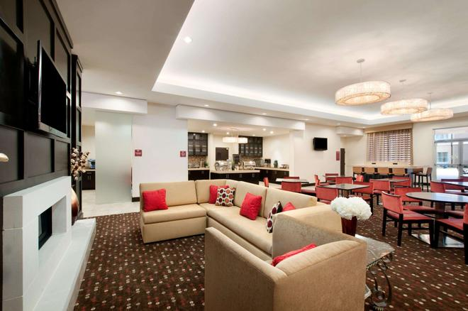 Homewood Suites by Hilton Fort Worth West Cityview - Fort Worth - Bar