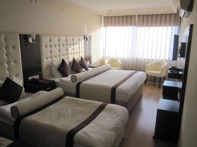 Alican Hotel - Σμύρνη - Κρεβατοκάμαρα
