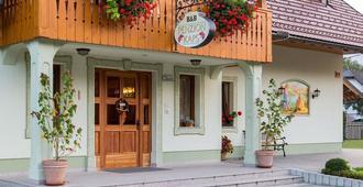 Penzion Kaps - Bled - Κτίριο