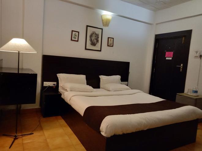 Castle House Calangute - Calangute - Bedroom