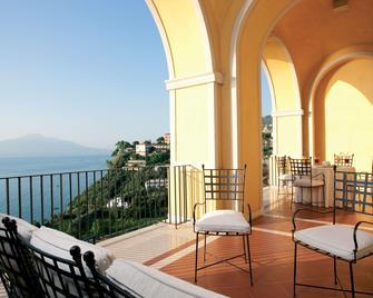 Grand Hotel Angiolieri - Vico Equense - Balcony