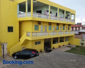 Hotel Ondas Do Mar - Salinópolis - Gebouw