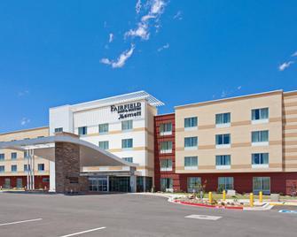 Fairfield Inn & Suites by Marriott Tucumcari - Tucumcari - Building