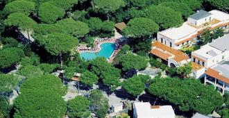 Hotel Pineta - Ischia - Vista del exterior