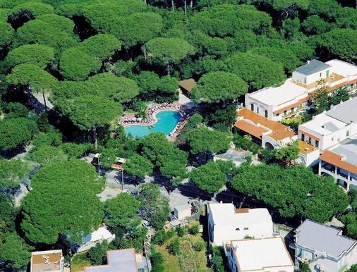Hotel Pineta - Ischia - Näkymät ulkona