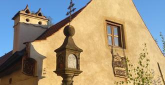 Hostel Krumlov House - Český Krumlov - Bedroom