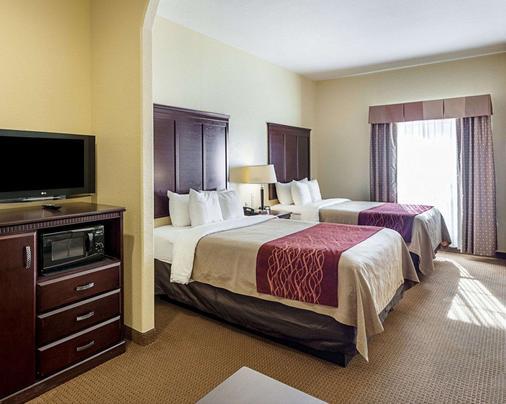 Comfort Inn Near Seaworld - Lackland Afb - San Antonio - Phòng ngủ