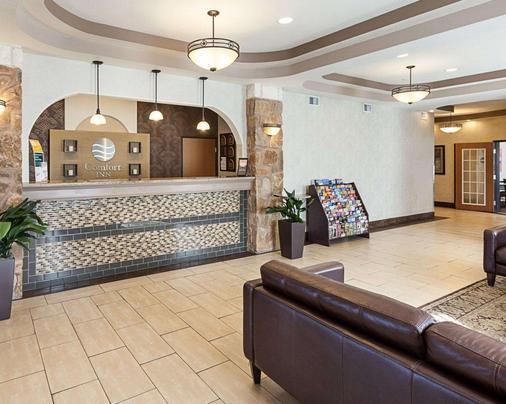 Comfort Inn Near Seaworld - Lackland Afb - San Antonio - Lễ tân