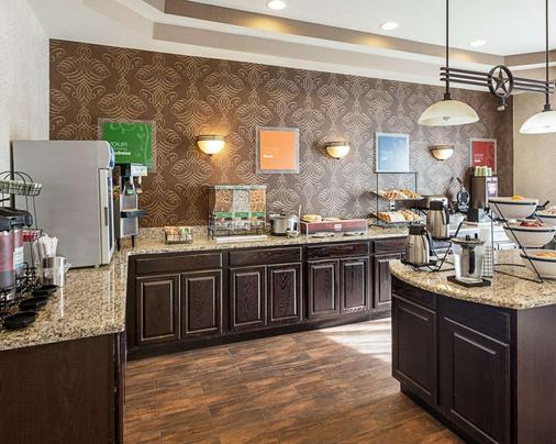 Comfort Inn Near Seaworld - Lackland Afb - San Antonio - Buffet