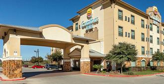 Comfort Inn Near Seaworld - Lackland Afb - San Antonio - Building