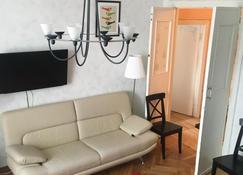 Arbat Novinsky Us Embassy Apartment - Moscú - Sala de estar