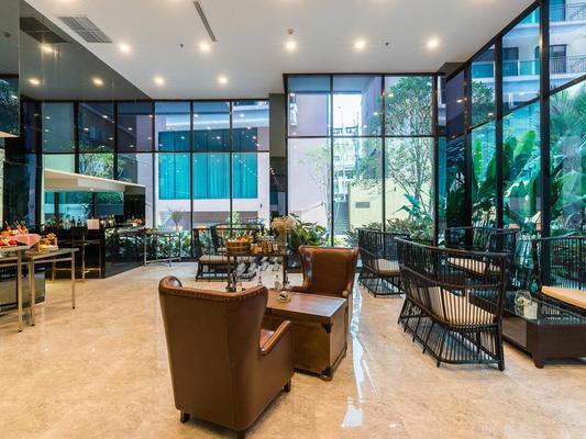 Citrus Grande Hotel Pattaya By Compass Hospitality - Pattaya - Lobby