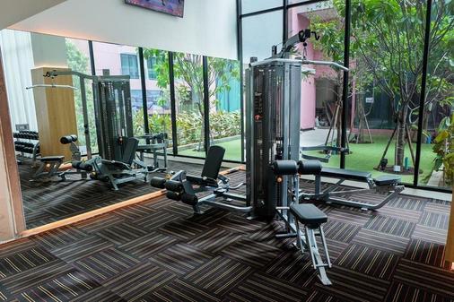 Citrus Grande Hotel Pattaya By Compass Hospitality - Pattaya - Gimnasio