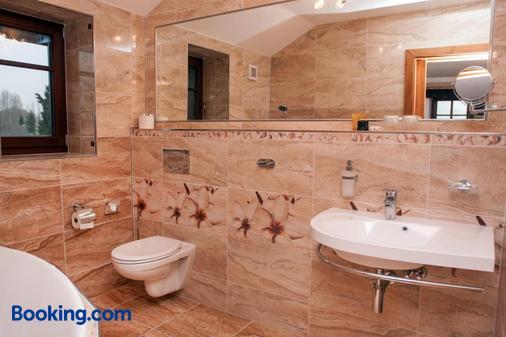 Pension Konírna - Dvůr Králové nad Labem - Bathroom