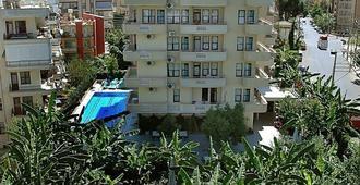 Kardelen Apart Otel - Campground - Alanya - Edificio