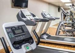 Comfort Suites Regency Park - Cary - Gym