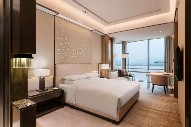 福州倉山凱悅酒店 - 福州 - 福州 - 臥室
