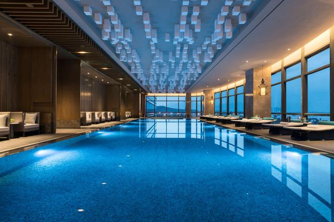 福州倉山凱悅酒店 - 福州 - 福州 - 游泳池