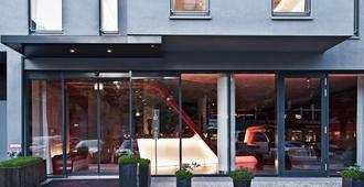 هوتل كيو - برلين - مبنى