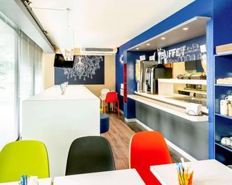 ibis budget Pertuis Portes du Luberon - Pertuis - Restaurant
