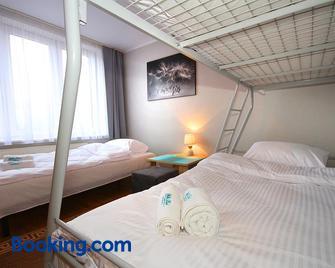 Apartamenty Olsztyn - Olsztyn (Warminsko-Mazurskie) - Slaapkamer