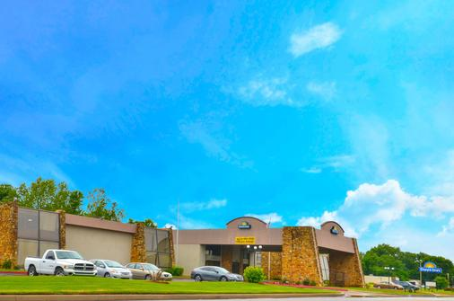 Days Inn By Wyndham Southern Hills/Oru - Tulsa - Rakennus