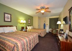 Days Inn By Wyndham Southern Hills/Oru - Tulsa - Makuuhuone