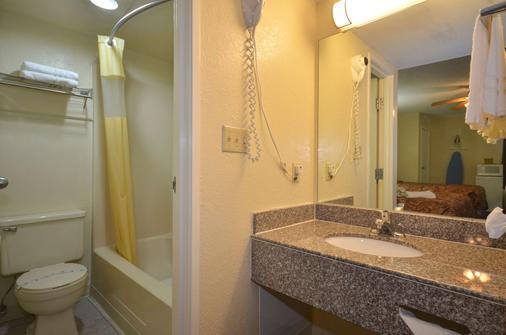 Days Inn By Wyndham Southern Hills/Oru - Tulsa - Kylpyhuone