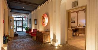Hotel de Flandre - Ghent - Hành lang