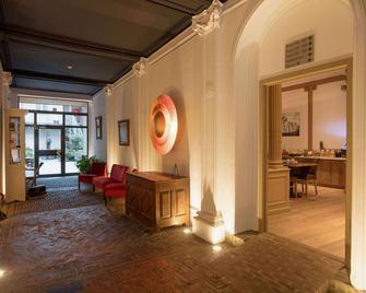 Hotel de Flandre - Gent - Lobby