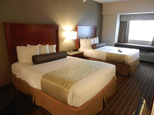 Best Western Plus Peak Vista Inn & Suites - Colorado Springs - Bedroom