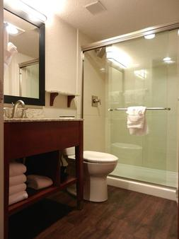 Best Western Plus Peak Vista Inn & Suites - Colorado Springs - Bathroom