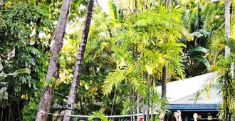 Why Not Backpackers - Cairns - Outdoor view